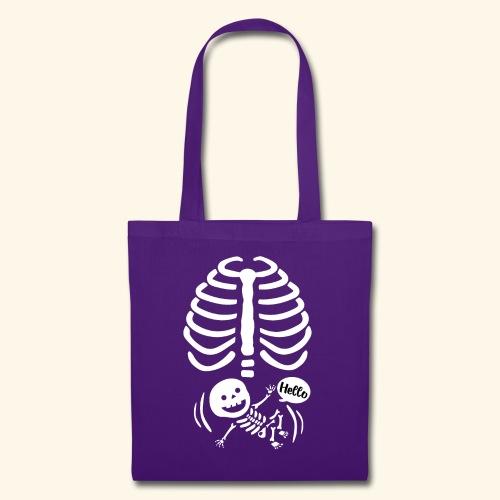 Bebe radiografia - Bolsa de tela