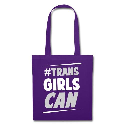 #TransGirlsCan Logo - Tote Bag