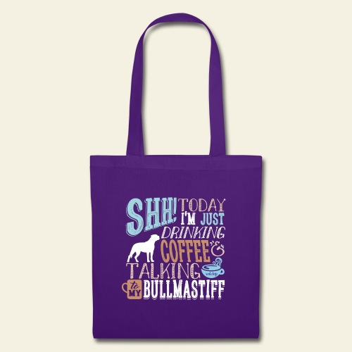 SHH Bullmastiff Coffee II - Kangaskassi