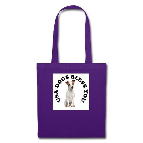 usadogsLOGO2 - Tote Bag