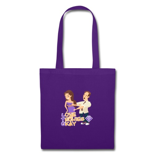 Love Techies Okay - Tote Bag