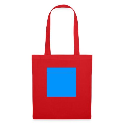 sklyline blue version - Tote Bag