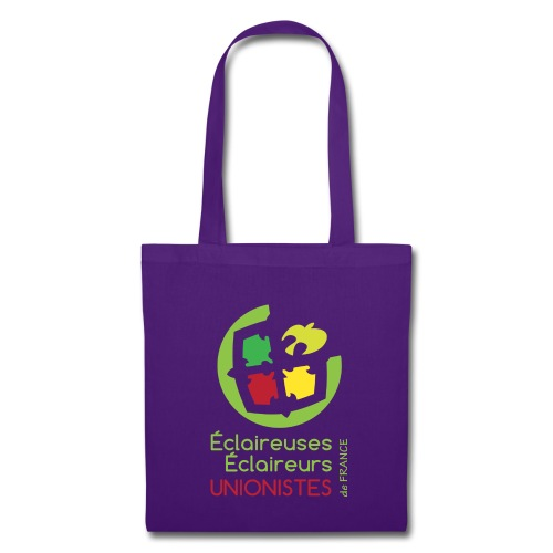 logo eeudf coul textile png - Tote Bag