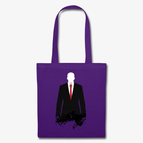 The Hitman - Black Stain - Tote Bag