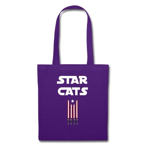Star Cats - Bolsa de tela
