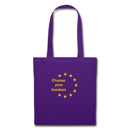 choose_you_freedom-png - Tas van stof