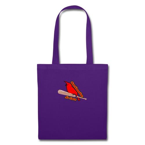 Cardenales en Lara - Bolsa de tela