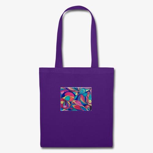 Fiesta de colores - Bolsa de tela