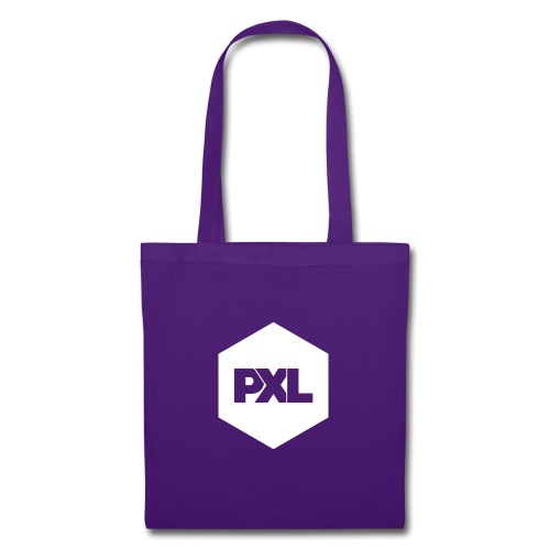 PXL White - Tote Bag