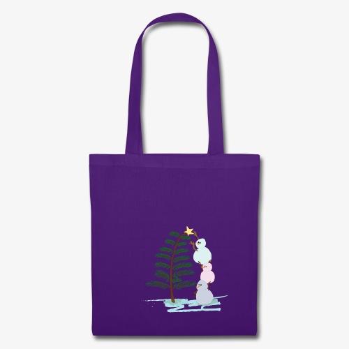 3bonhommesdeneige - Tote Bag