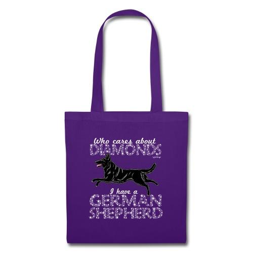 German Shepherd Diamonds3 - Kangaskassi