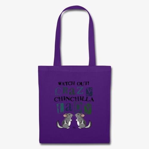 Crazy Chinchilla Lady III - Kangaskassi