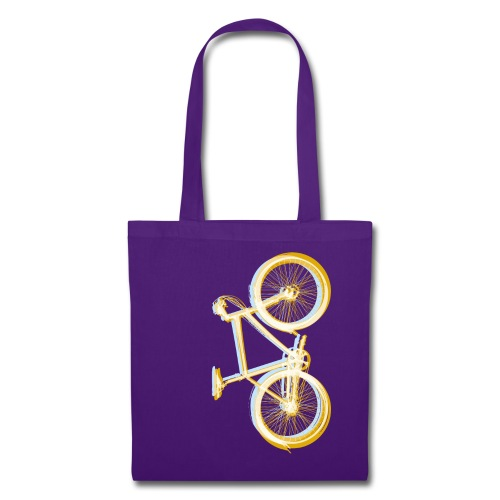 Bike Fahrrad bicycle Outdoor Fun Retro Style - Tote Bag