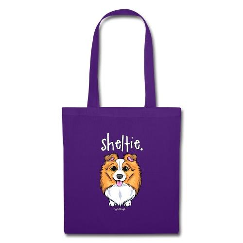 Sheltie Dog Cute 5 - Kangaskassi