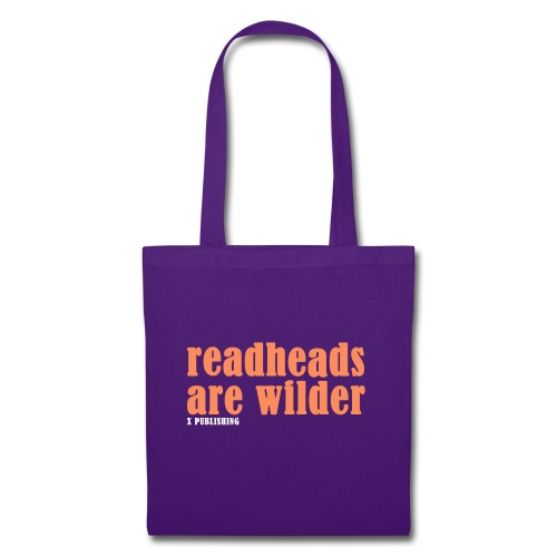 Readheads are wilder X Publishing - Tygväska