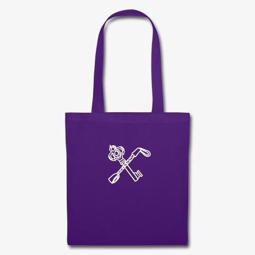 KeyBordel White - Tote Bag