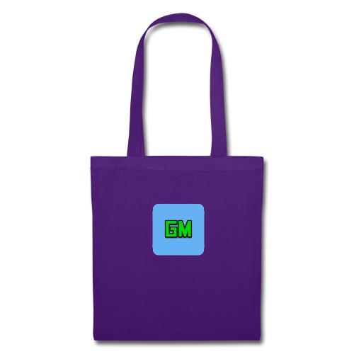 Gm logo square - Stoffveske
