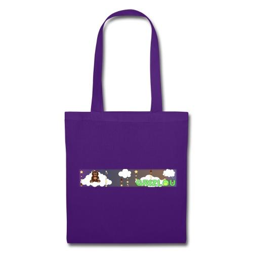 Naissance de GRIZLOU - Tote Bag