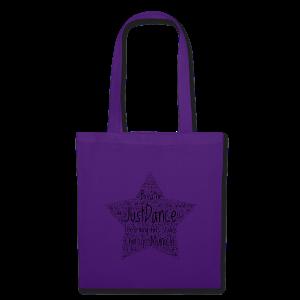 PAS Star black - Stoffbeutel