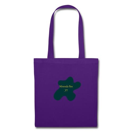 Miranda Bos_YT Merchandise - Tas van stof