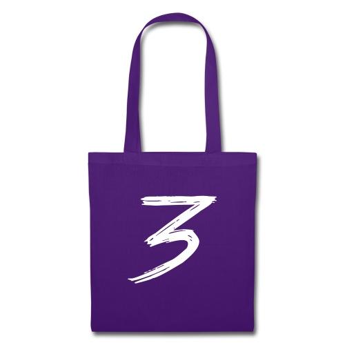 3 Logo - Borsa di stoffa