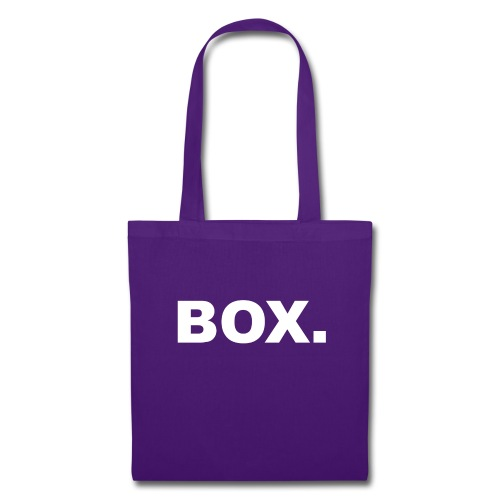 BOX. Clothing T-Shirt Men - Tas van stof
