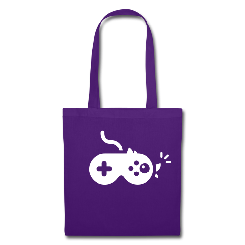 Duck Games Icon - Tote Bag