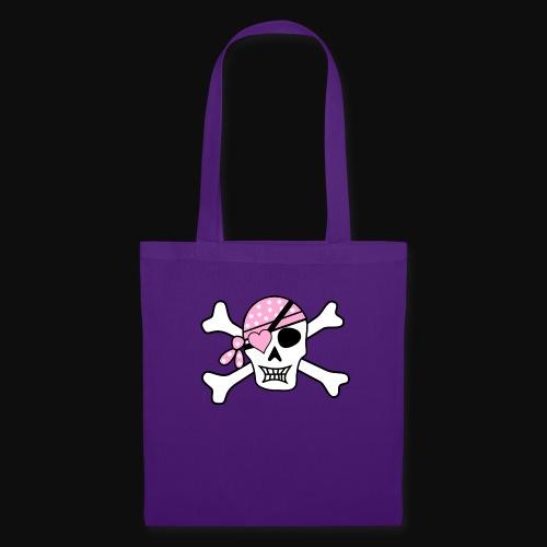 pirate f - Tote Bag