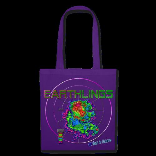 earthlings - Stoffbeutel