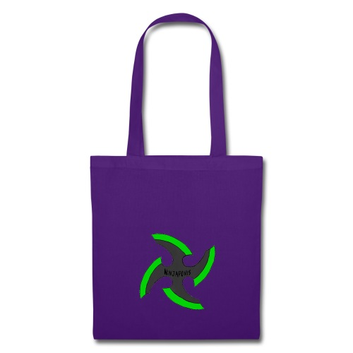 black-ronin-throwing-star-jpg_1 - Tote Bag