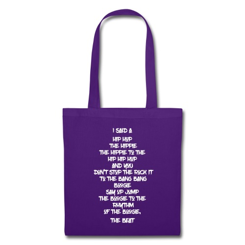 Hip Hop 1-2-3 - Tote Bag