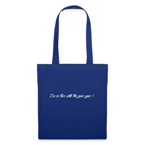 Pow-pow white - Tote Bag