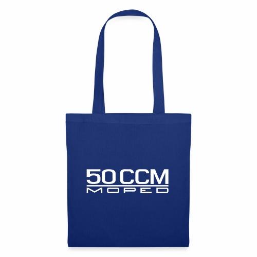 50 ccm Moped Emblem - Tote Bag