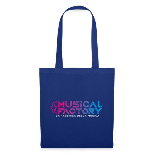 Musical Factory Sign - Borsa di stoffa
