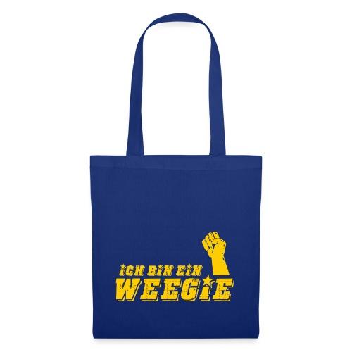 Ich Bin Ein Weegie - Tote Bag