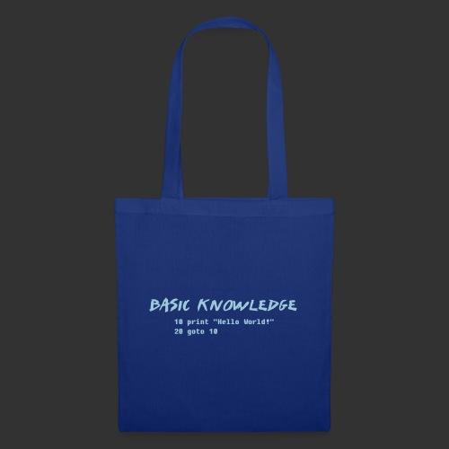 Basic Knowledge - Tygväska