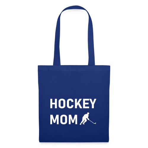 Hockey Mom - Stoffbeutel