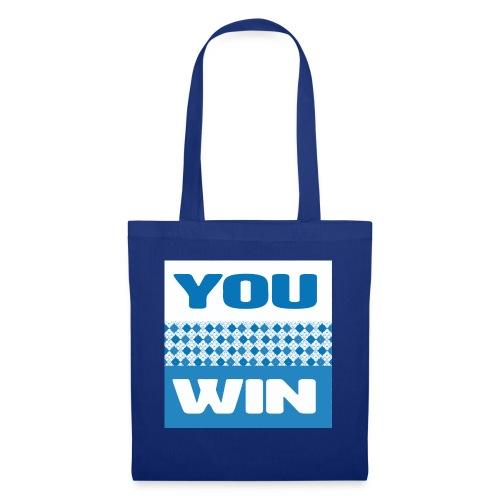 you win 21 - Tote Bag