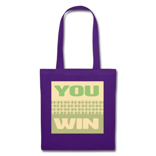 you win 12 - Tote Bag