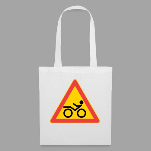 Traffic sign Recumbent - Kangaskassi