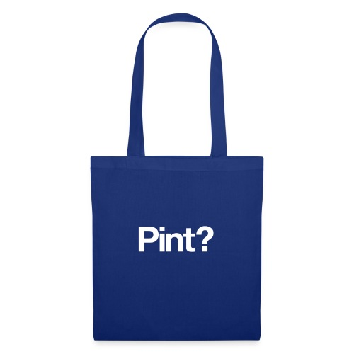 Tee1500 pint 01b - Tote Bag