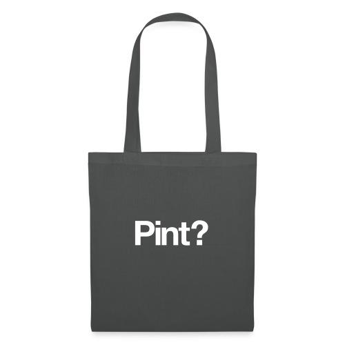 Tee1500 pint 01b - Tote Bag