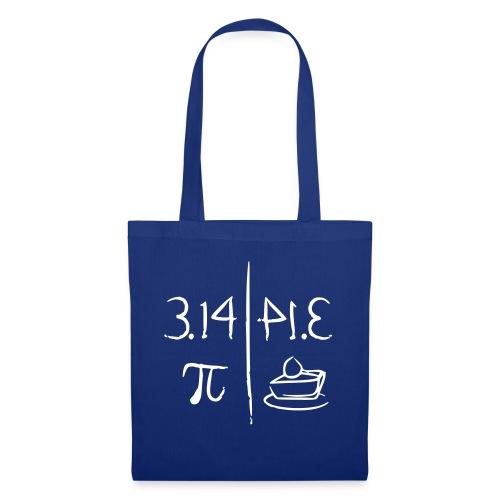 pi vs pie - Tote Bag