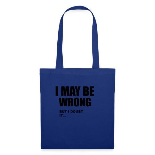 WRONG - Tote Bag