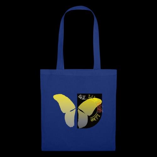 Butterfly high - Stoffbeutel