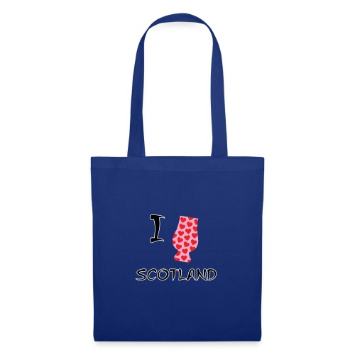 I Love Scotland - Glencairn - Tote Bag