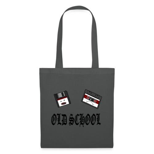 Old School Design - Stoffbeutel