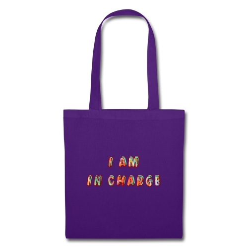 I am in Charge - Tote Bag