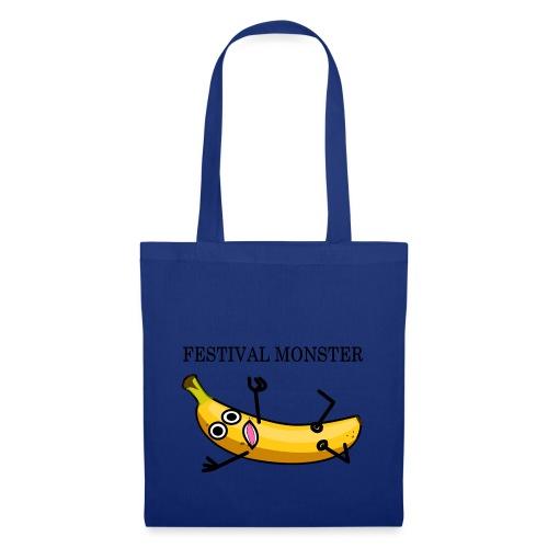 Festival Banane - Stoffbeutel