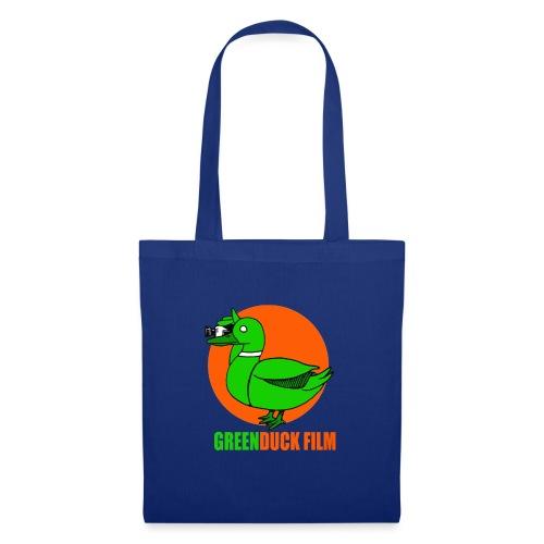 Greenduck Film Orange Sun Logo - Mulepose